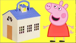 PEPPA PIG School Classroom Play House Set | Toys Unlimited