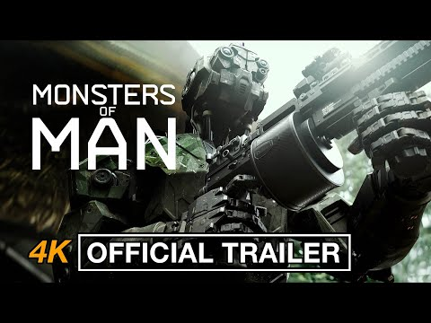 MONSTERS OF MAN - OFFICIAL TRAILER #1