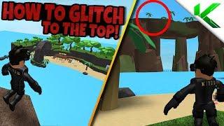 HOW TO CLIMB THE MOUNTAINS IN DECCA BEACH! GLITCH! - Pokemon Brick Bronze