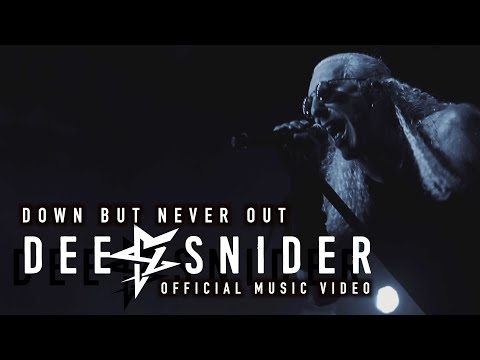 Dee Snider – Down but Never Out