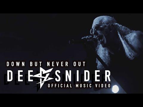 Смотреть клип Dee Snider - Down But Never Out