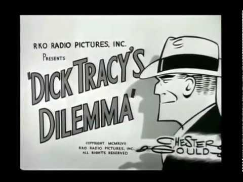 ◮ iL Dilemma di Dick Tracy ◮ Film Completo Thriller ▣ 1945 William Berke ● by Hollywood Cinex☠™