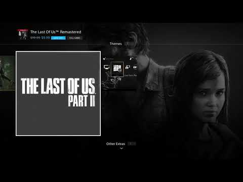 How To Get The Last Of Us Part II Ellie Theme Free For PS4