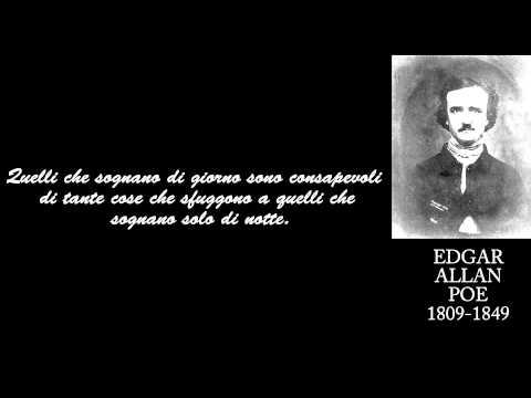 Frasi Famose Edgar Allan Poe.Frasi Celebri Di Pitagora Youtube