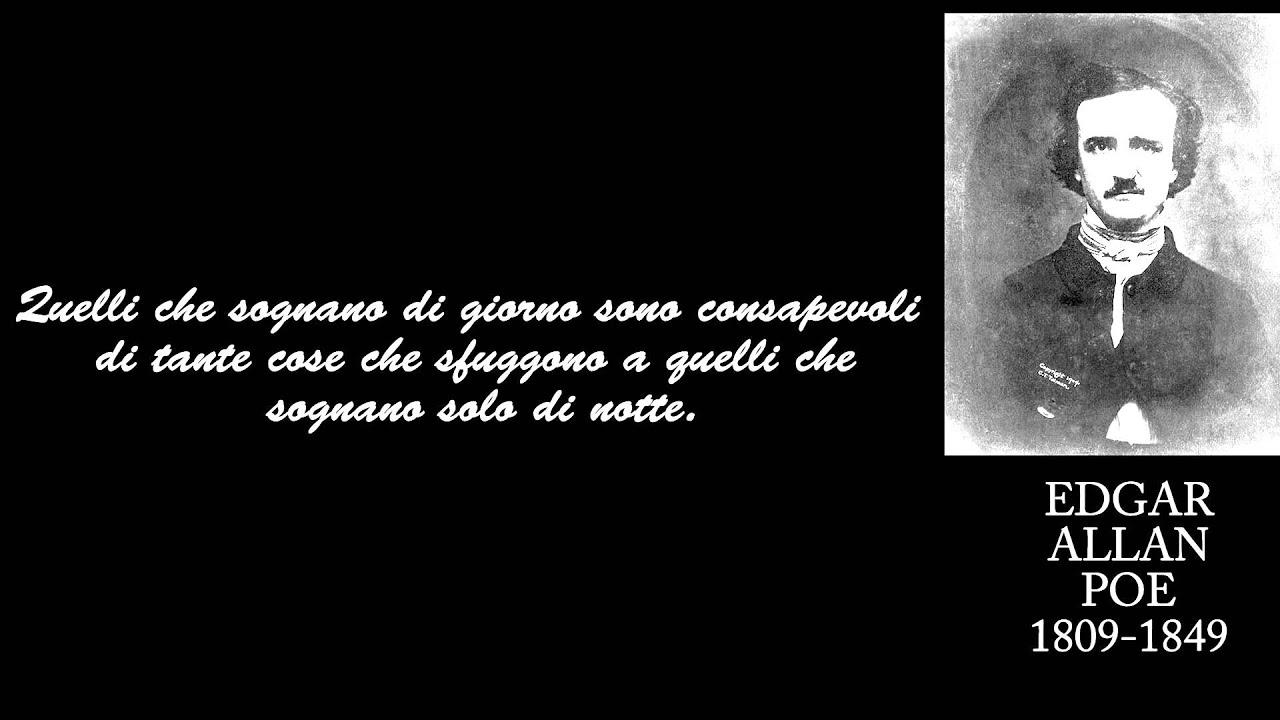 Frasi Celebri Edgar Allan Poe Vrouwenronddetafel