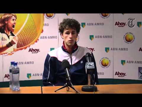Interview Robin Haase