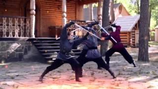 Бастард Длинный меч  Школа фехтования Единорог