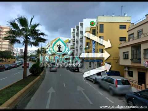 Spa algeciras spa urbano esencia youtube - Spa urbano valladolid ...
