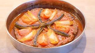 Tepsi Kebabı Tarifi / Antakya Sini Kebabı en iyi şekilde nasıl yapılır?