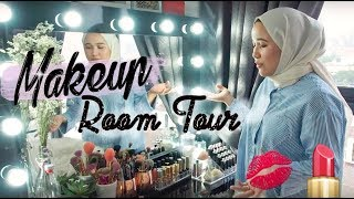 (Highly Requested) Makeup Room Tour
