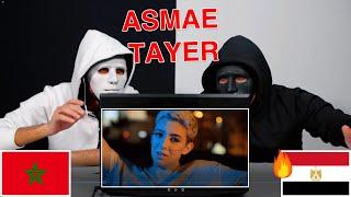 ASMAE - TAYER / Egyptian Reaction 🇲🇦