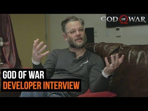 Making God Of War on PS4 - Developer Interview