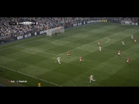 FIFA 17_Mira BBC DE Real Madrid