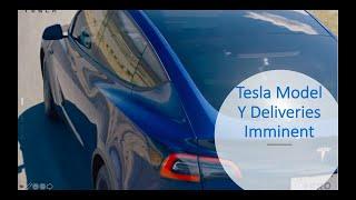 breaking: Tesla Model Y Deliveries Imminent, More Range, CARB Certification