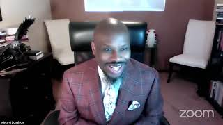 11-29-20 Living from the Big Picture with Dr.  Edward Donalson