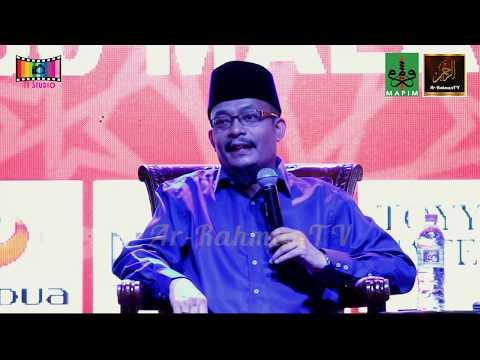 Ustaz Kazim Elias - Jangan Takut Miskin Kerana Bersedekah