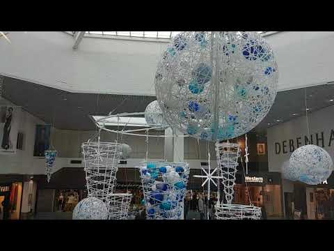 1986 Lift @ Fishergate Shopping Mall In Preston