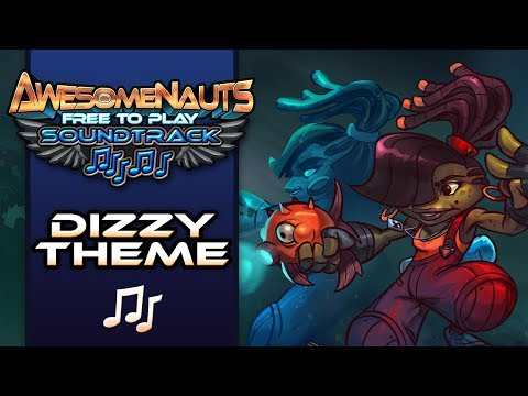 Awesomenauts Soundtrack - Dizzy Character Theme
