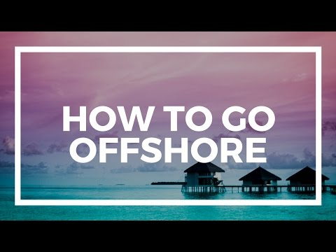 "How to ""go offshore"", US job growth slows, Nomad Capitalist BANNED"
