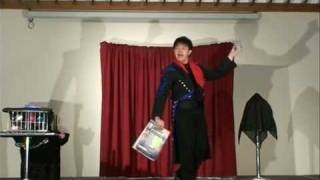 Gambar cover Joe Yu, Singapore Magician - (Old) Stage Competition Dove Magic (2005-2006)