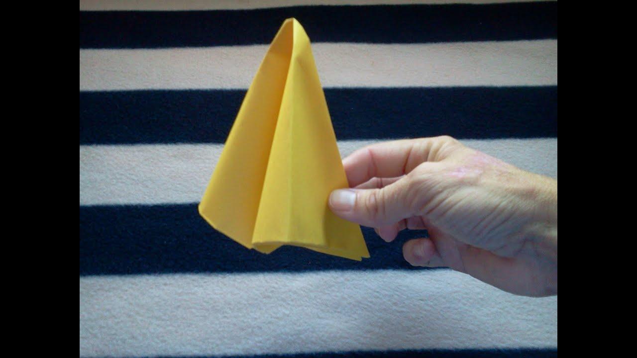 Origami banger popper petardo de papel youtube origami banger popper petardo de papel jeuxipadfo Image collections