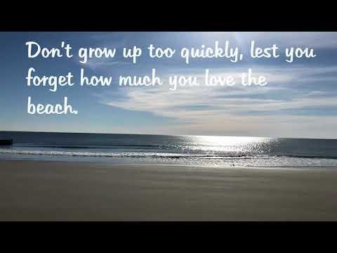 Beach Quotes 3