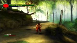 [PS2]Mortal Kombat Shaolin Monks - Part 02 - Oni Warlord & Wu Shi Academy