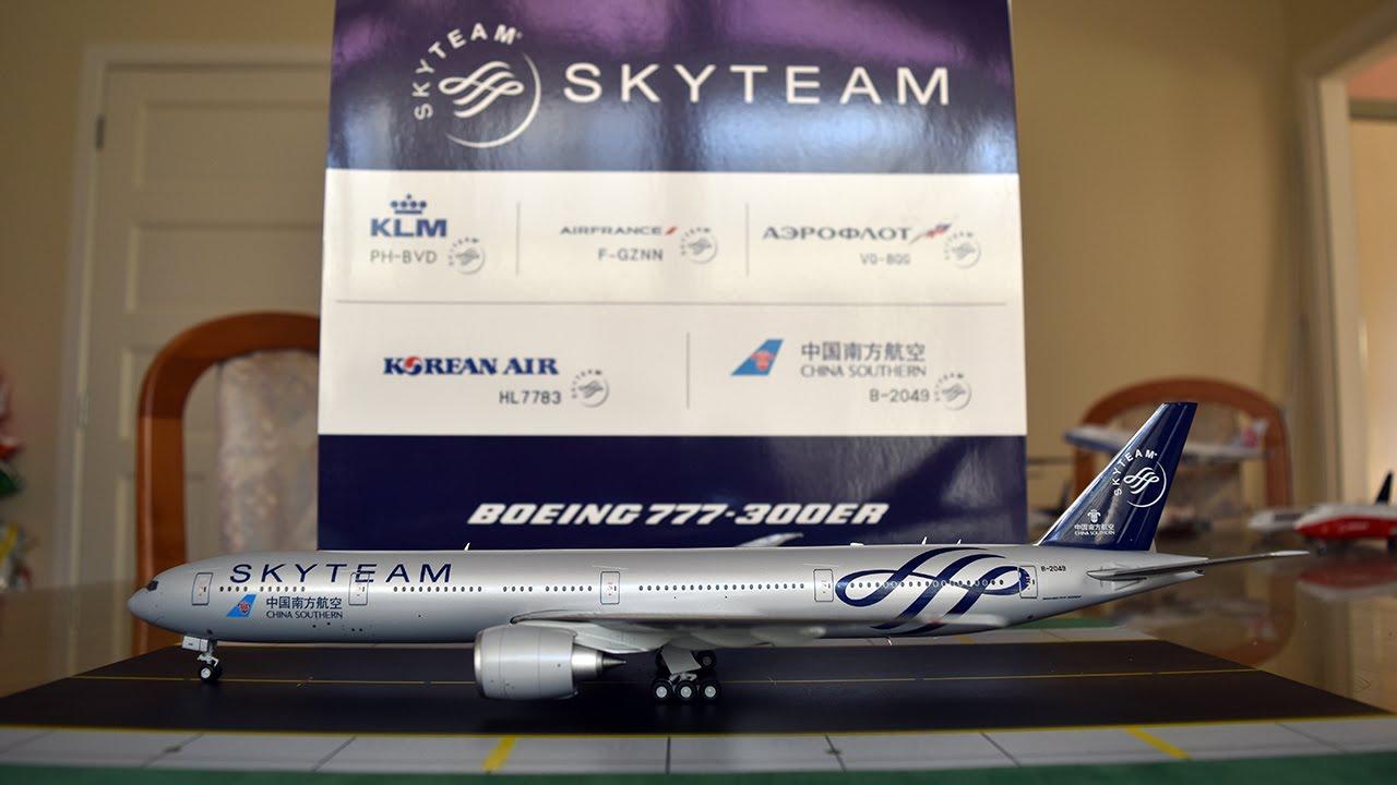 JC Wings 1:200 China Southern 777-300ER