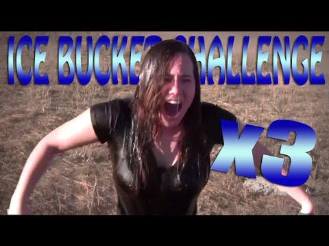 Ice Bucket Challenge (x3)
