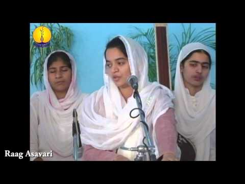 AGSS 2012 : Raag Asavari - Bibi Jasleen Kaur