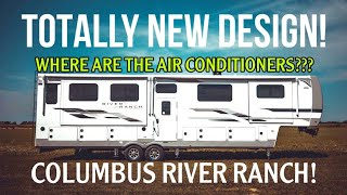 EXCLUSIVE REVEAL! Palomino Columbus River Ranch!