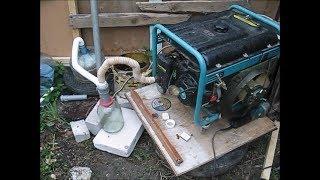Бесплатное электричество из отходов