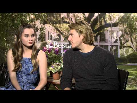 The Best of Me: Luke Bracey & Liana Liberato  Movie
