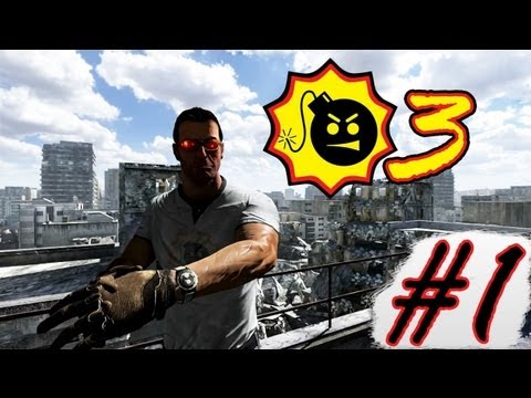 "Serious Sam 3: BFE Adventures - ""ЧИХотка"" #1 