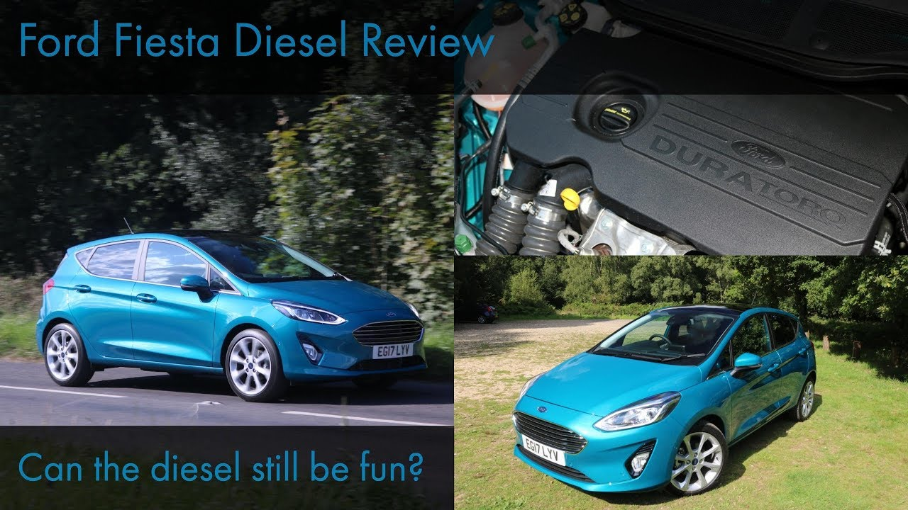 Ford Fiesta Diesel Review Youtube