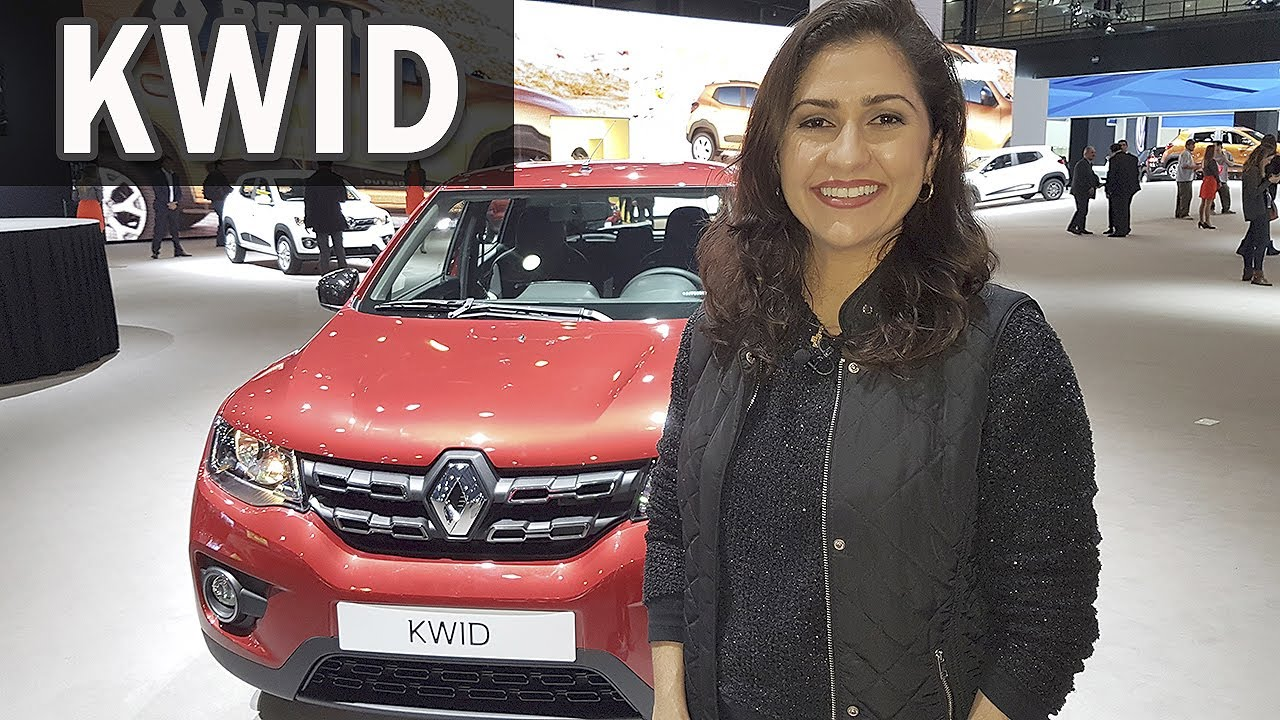 Renault Kwid 2018 em Detalhes | Salão de Buenos Aires 2017