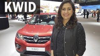 Renault Kwid 2018 em Detalhes Sal o de Buenos Aires 2017