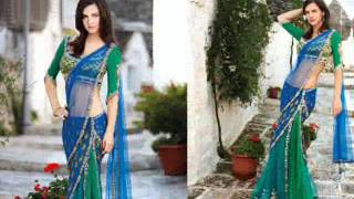 Indian Clothing - Bridal Lehenga, Sarees, Designer Sarees