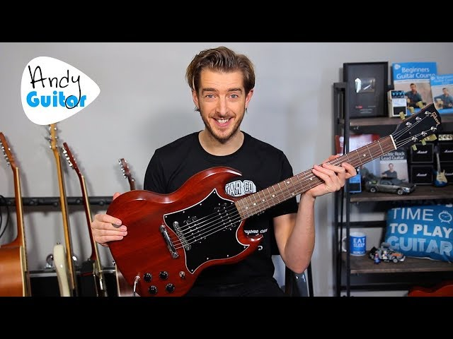 How To Play Electric Guitar For Total Beginners