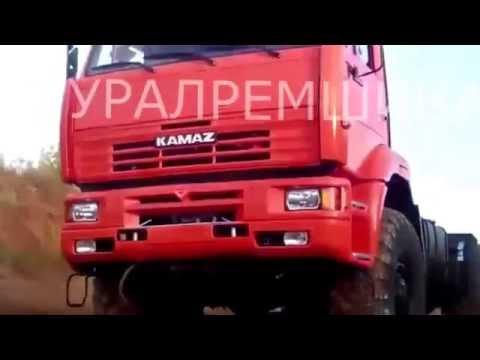 КАМАЗ на шинах И 159