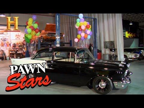 Pawn Stars: Restored Pawns | History