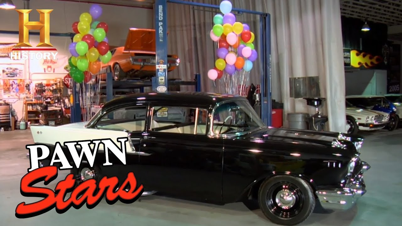 Download Pawn Stars: Restored Pawns | History