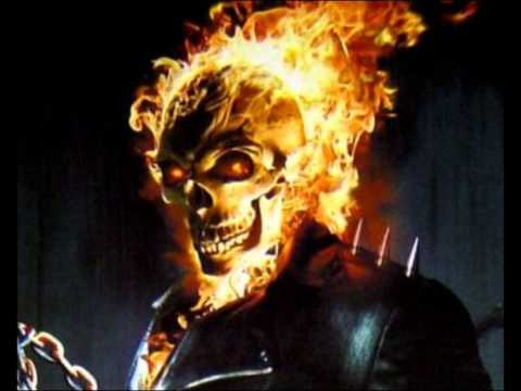 Ghost Rider - music theme.