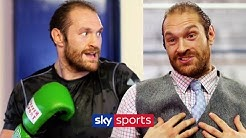 How Tyson Fury trained to beat Wladimir Klitschko 👊 | Behind The Ropes
