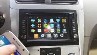 android radio 4g head unit car audio 2 din review