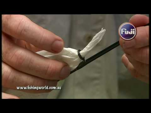 How to Series 1 - Rod tip repairs