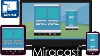 как проверить, поддерживает ли компьютер стандарт беспроводной передачи данных Miracast