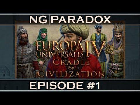 Europa Universalis 4: Cradle of Civilization- Afghanistan #1