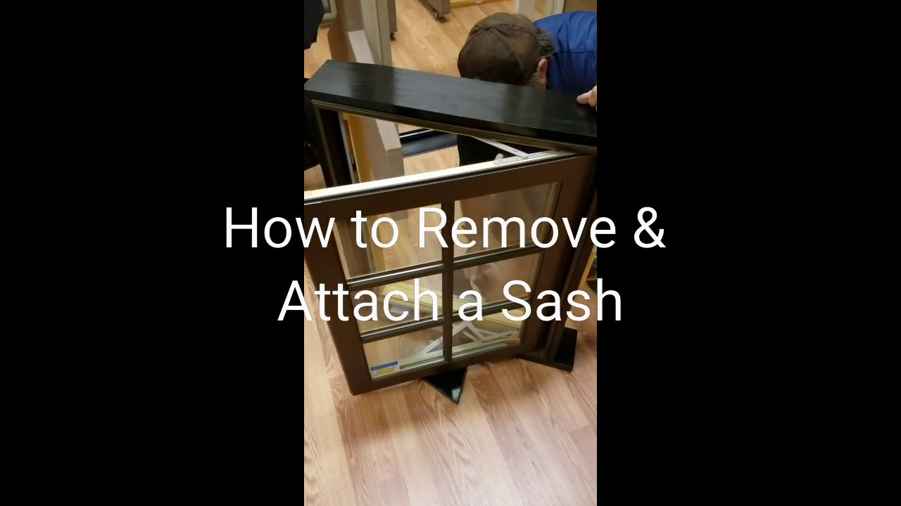 How To Remove And Attach Hurd Cat Sash