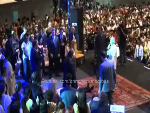 Benny Hinn - Marvelous Anointing in Sao Paulo